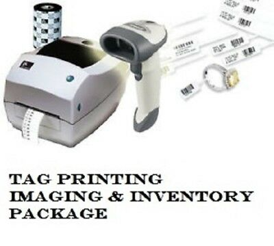 Jewelry POS, Inventory, tagging, and imaging package