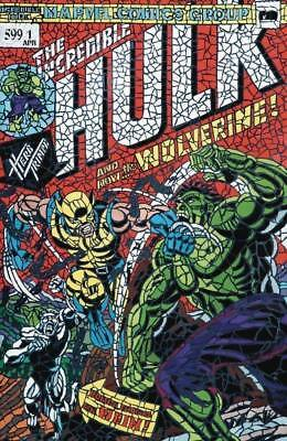 Hulk #181 Shattered Variant Little Giant Comics HOMAGE TO FA Wolverine PRESALE