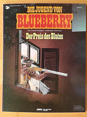 Leutnant Blueberry 32 Ehapa Luxusausgabe Comic Collection 1.te Auflage 1995