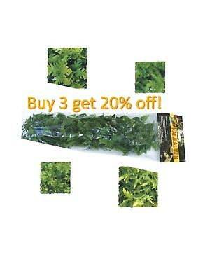 Zoo Med Artificial Plastic Reptile Hanging Plants