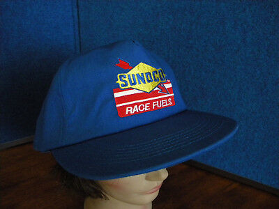 Sunoco Race Fuels Vintage Gas Station Attendant Jacket Coat Large