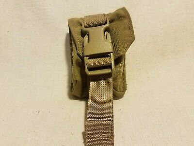 Eagle Industries Frag Grenade Pouch Khaki Tan FGC-1-MS RANGERS SEALS