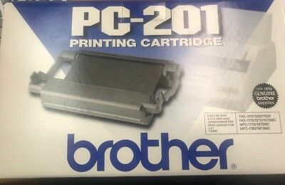 Brother PC-201 Printing Cartridge.  Brand new & seaIed in original box.
