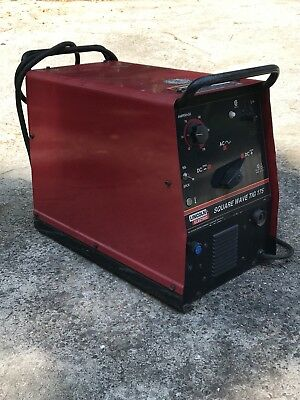 Lincoln Electric Square Wave TIG 175 Welder