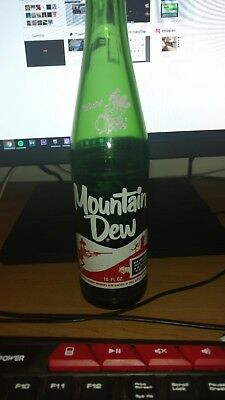 1950s Name Mountain Dew Hillbilly Soda Bottle BECKY and DEBBIE 10 oz.