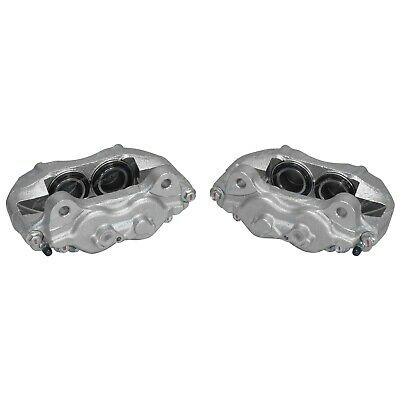 Front Disc Brake Calipers Pair LH+RH suits Landcruiser 80 Series 1990~7/1992