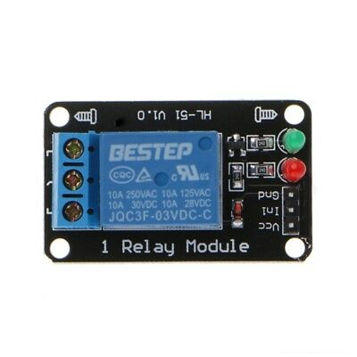 1PC 1 Channel 3V Relay Module 3.3V Low Level Shooting with Lamp