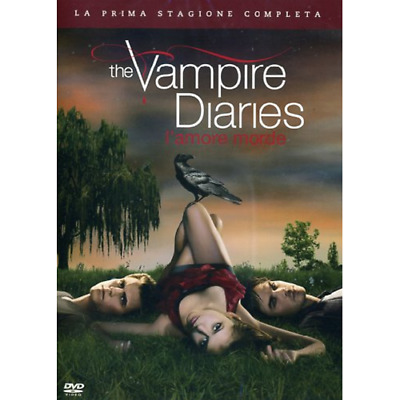 Vampire Diaries (The) - Stagione 01 (5 Dvd)  [Dvd Nuovo]