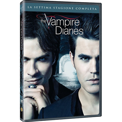 Vampire Diaries (The) - Stagione 07 (5 Dvd)  [Dvd Nuovo]