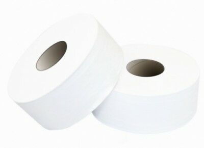 Elyse Excjr-300-2 Executive Jumbo Roll 300 Metre/2Ply Carton (8 Rolls)