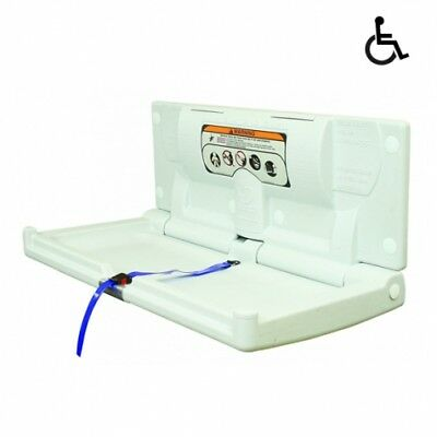 Jd Macdonald Classic  Baby Change Table Bcp-Jdm Parallel White Plastic