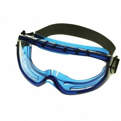 Jackson Safety 18624 V80 Monogoggle Xtr Safety Goggle Clear Anti-Fog 1 Pair
