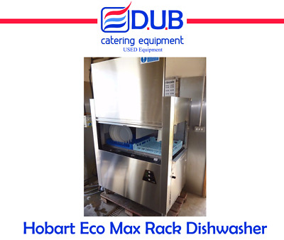 Hobart Eco Max Rack Dishwasher - MODEL CCR130