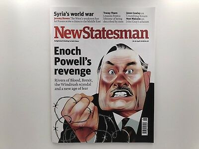 New Statesman Magazine 20-26 April 2018 - NEW