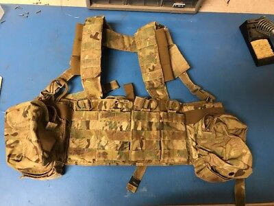 T3 Spear Chest Rig, Multicam, Used