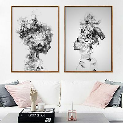 Mind Home Decor Bedroom Poster Canvas Print Hanging Decoration Wall Painting