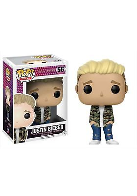 POP! Rocks: Music- Justin Bieber Vinyl Figure