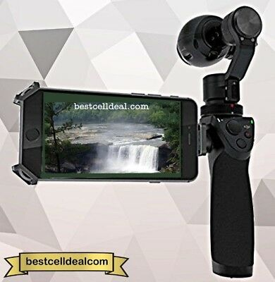 DJI OSMO 4K 12 MP Handheld Fully Stabilized Drone Camera with 3 AXIS Gimbal New