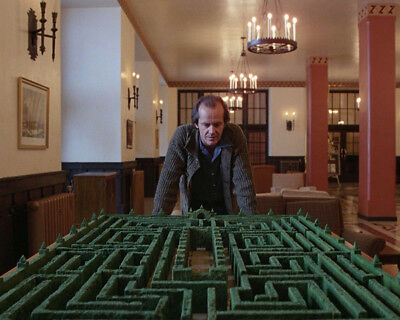 The Shining UNSIGNED photograph - L8009 - Jack Nicholson - NEW IMAGE!!!!