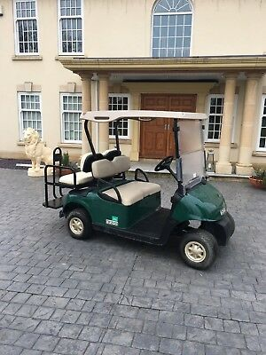 2013 Ezgo RXV 4 Seater Golf Buggy /  Electric Shuttle
