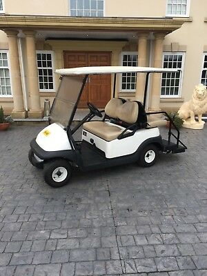 2011 Club Car 4 Seater Golf Buggy Electric President Villager 4 Shuttle