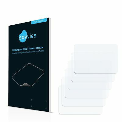 GoPro Hero5 Black (Back) ,  6x Transparent ULTRA Clear Screen Protector