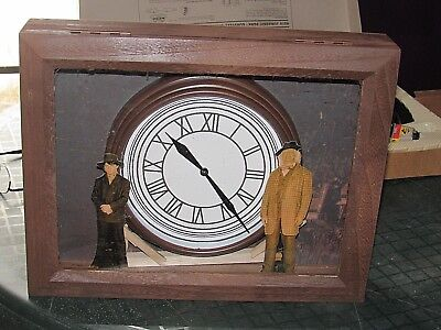 back to the future real cool clock