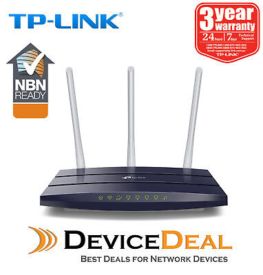 TP-Link TL-WR1043N 450Mbps Wireless N Gigabit Router - NBN Ready