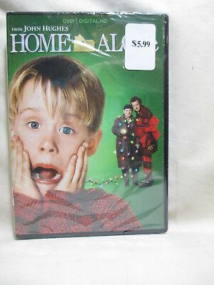 Home Alone DVD / Digital HD (2015) New, Factory Sealed
