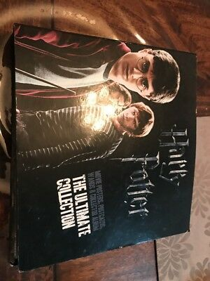 Harry Potter The Ultimate Collection Complete