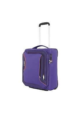 American Tourister Applite 3.0 50cm Carry On Upright Suitcase Bodega Blue