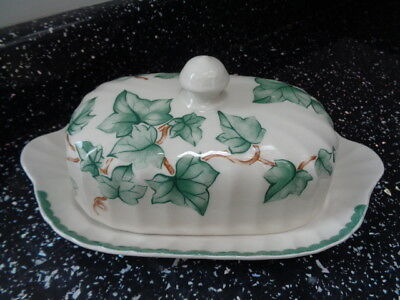 Bhs Country Vine Lidded Butter Dish