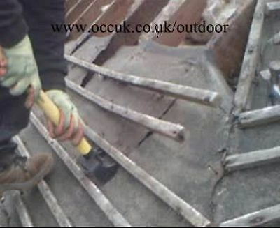 Batten Lifter, Roofing Tool Floor board lifter removing nailed material