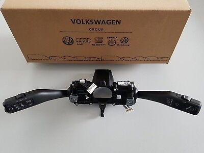 original VW Lenkstockschalter Schalter Tempomat cruise speed control switch