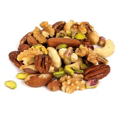 Dorri - Raw Mixed Nuts (Available from 50g to 2kg)