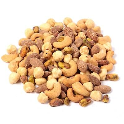 Dorri - Roasted and Salted Mixed Nuts (Available from 50g to 2kg)
