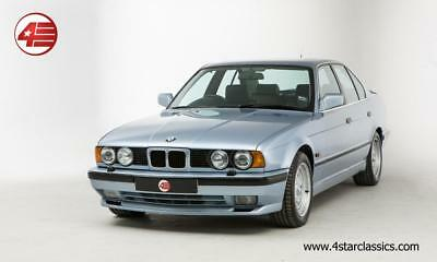 FOR SALE: BMW E34 535i Sport Manual 3.4 1990 /// 79k Miles