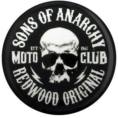 Sons of Anarchy Anstecker Redwood SoA