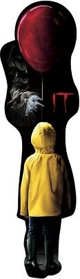 It Movie - Pennywise & Balloon - Bookmark - Brand New - Book Reading 8648