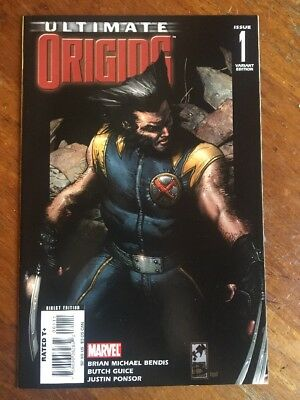 Ultimate Origins 1 Simone Bianchi Cover Variant