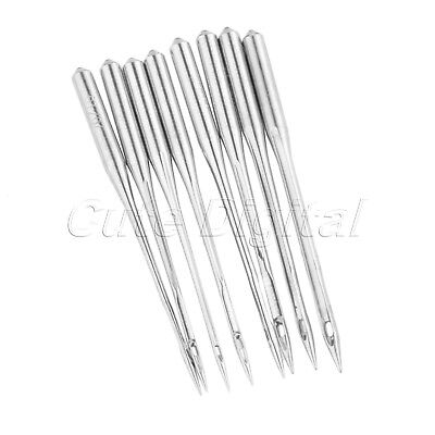 10/50/100pcs Industrial Overlock Sewing Machine Needles Dcx1 For Singer 37mm