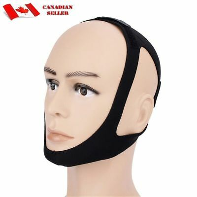 Chin Strap Anti Snore Snoring Sangle ronflement ronquido Ontario/Quebec ~ 1week