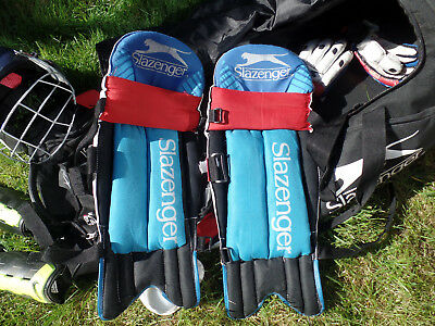 051d9cfb0b SLAZENGER CRICKET KIT Bag. Large Size 32 x 12 x 12. Used. Five ...