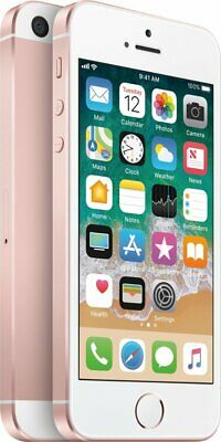 Apple iPhone SE - 64GB - Rose Gold - Factory Unlocked; AT&T / T-Mobile / Global