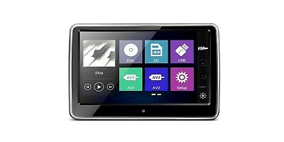 """XTRONS HD101TH 10.1"""" Touch Screen Slim Car Headrest Monitor with USB/SD/CD/DVD P"""