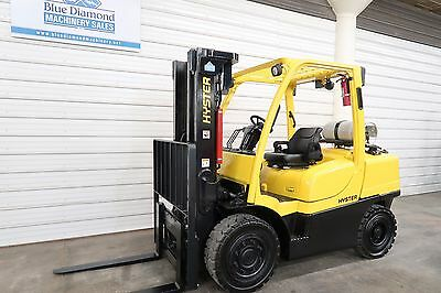 2008 Hyster H90FT, 9,000#  Solid Pneumatic Tire Forklift, S/S,