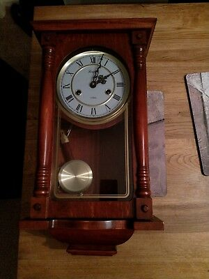 Pendulum wall clock - spares or repair