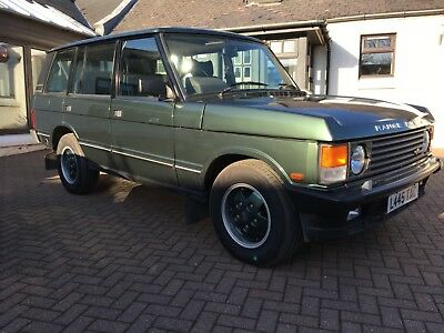 1993 Land Rover Range Rover Vogue LSE 4.2 V8 Automatic *Fully Restored*