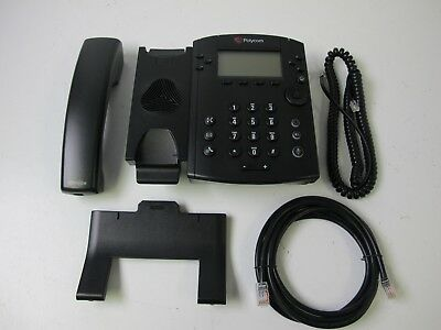 Polycom VVX 310 IP Gigabit Phone PoE 2200-46161-025
