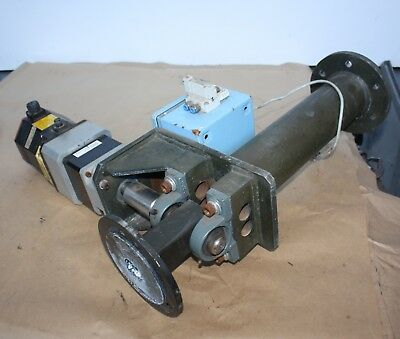 Fanuc AC servo motor 2.5kW aM8/4000i A06B-0235-B805 7th axis positioner rotator